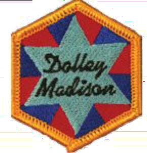 Dolley Madison Level Award