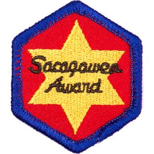 Sacagewea Level Award